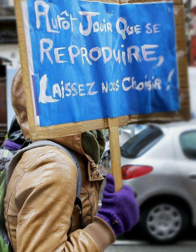 Mobilisées pour défendre le droit à l'IVG