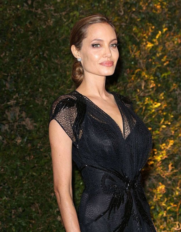 La nouvelle bataille d'Angelina Jolie