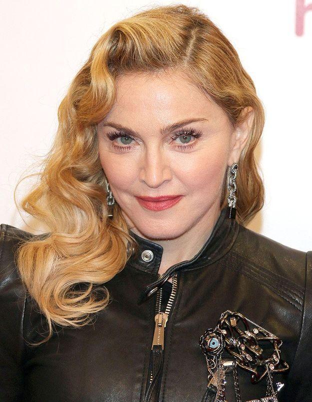 Les excuses de Madonna