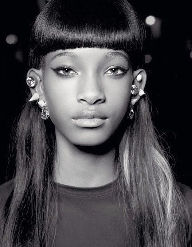 Willow Smith, future mannequin ?