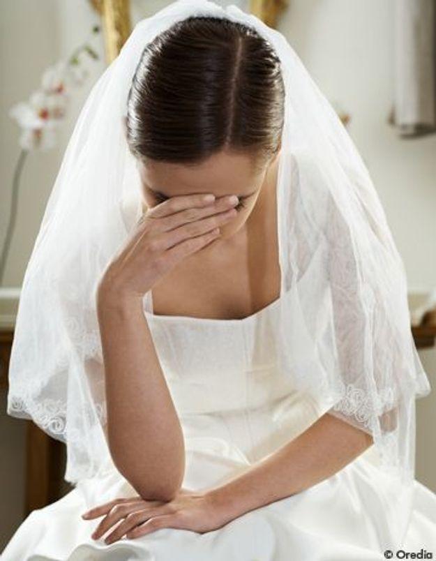 10 minutes après la cérémonie, la mariée demande le divorce !