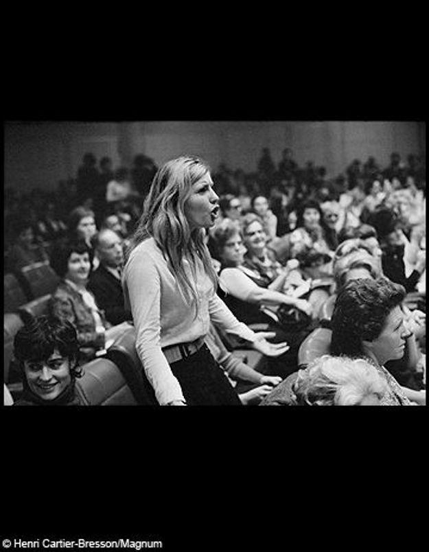 2010 : les femmes reprennent la parole