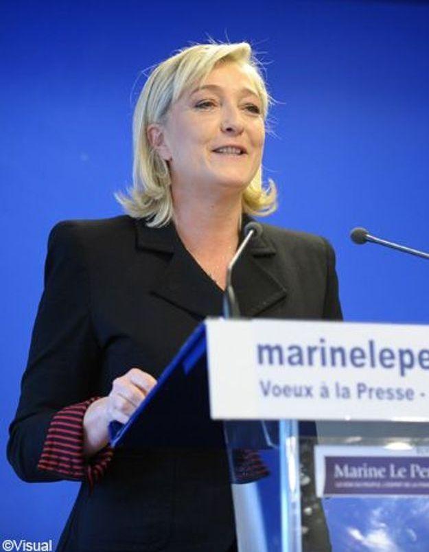 2012 : Marine Le Pen n'a toujours pas les 500 signatures
