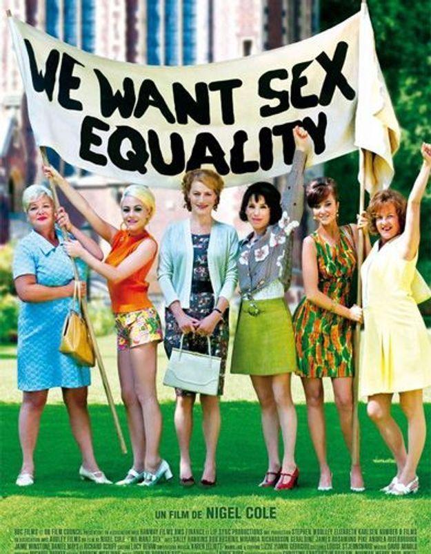 5 bonnes raisons d'aller voir « We Want Sex Equality »
