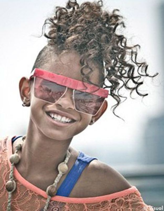 A 9 ans, Willow Smith séduit Jay-Z