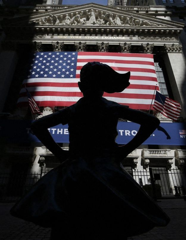 À Wall Street, les femmes sortent leur épingle du jeu pendant la pandémie
