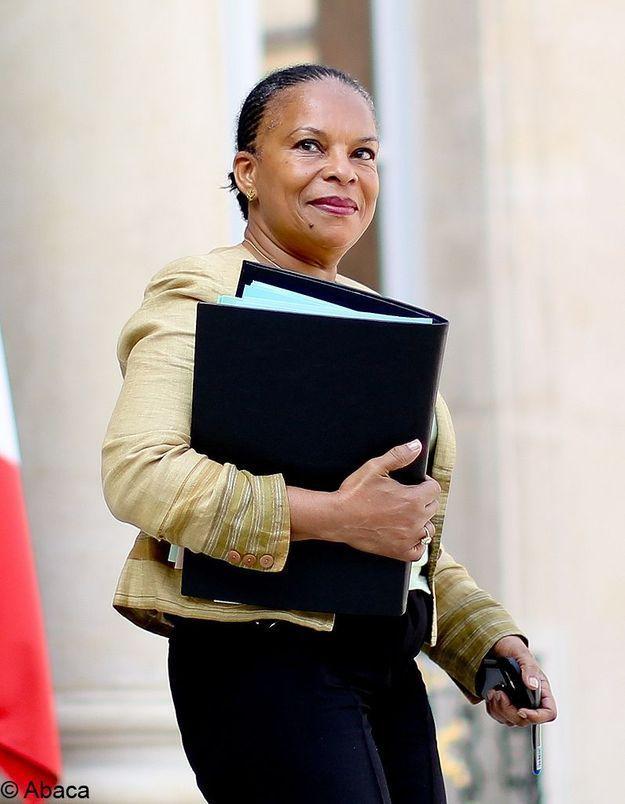 Accès à la PMA pour les couples homosexuels : Christiane Taubira prudente