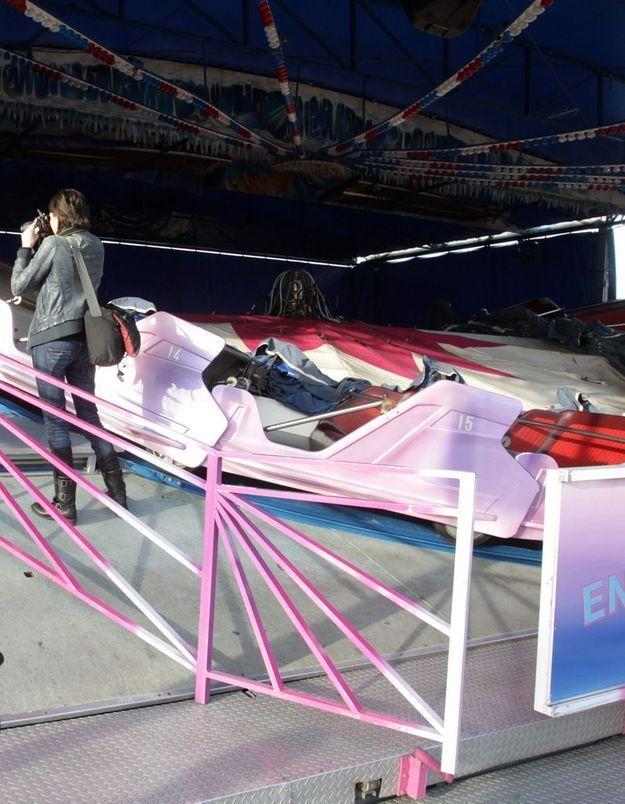 Accident de manège à Valence : un enfant dans un état grave