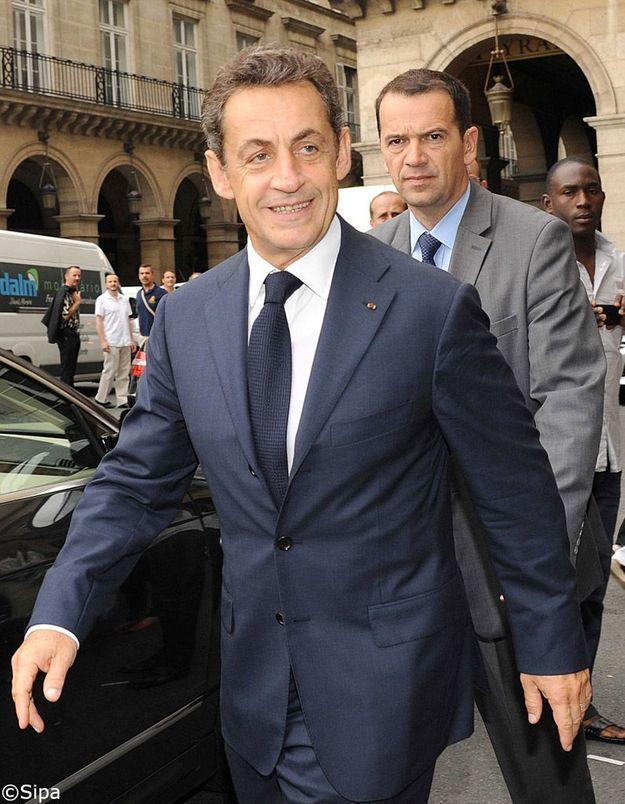 Affaire Bettencourt : perquisitions chez Nicolas Sarkozy