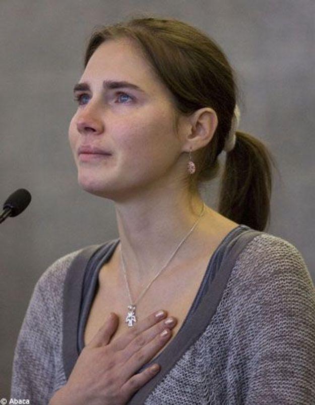 Affaire Meredith Kercher : Amanda Knox a retrouvé l'amour