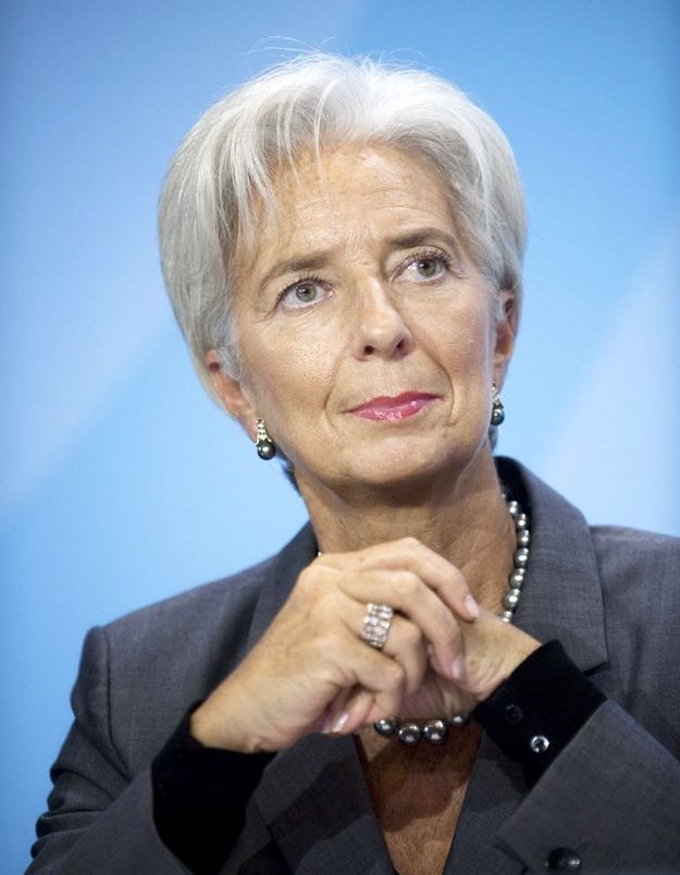 Affaire Tapie : Belkacem évoque l'avenir de Lagarde au FMI