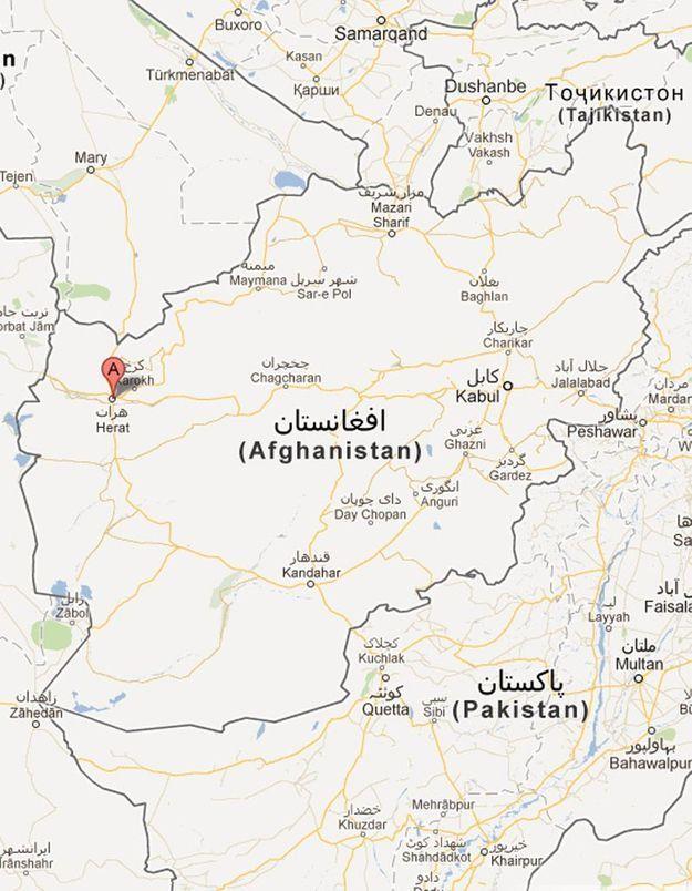 Afghanistan : tuée après avoir refusé de se prostituer