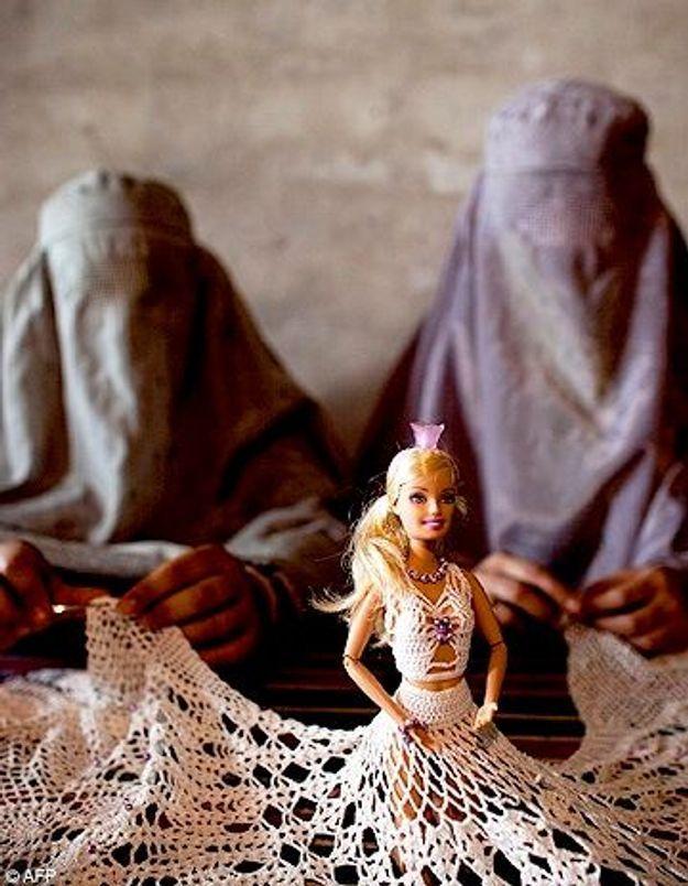 Afghanistan : une barbie comme symbole d'émancipation ?
