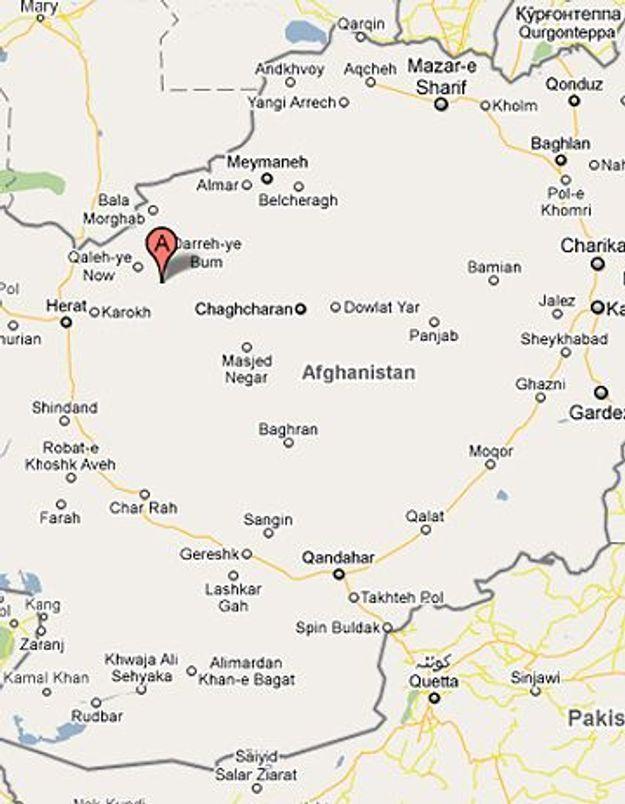 Afghanistan : une femme enceinte exécutée en public