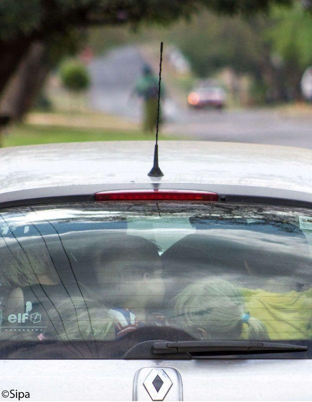 Afrique du Sud : 19 enfants dans une Clio pour une sortie scolaire