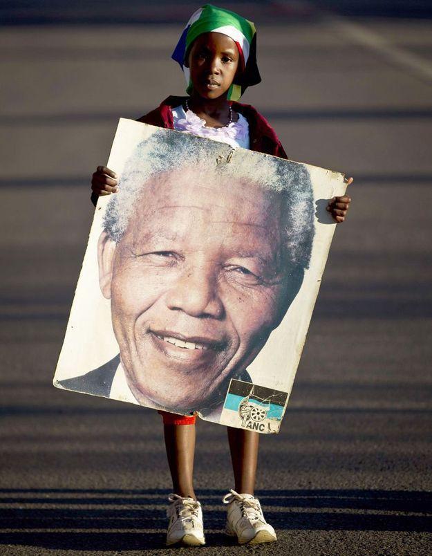 Afrique du Sud : « Qu'on laisse en paix Madiba »
