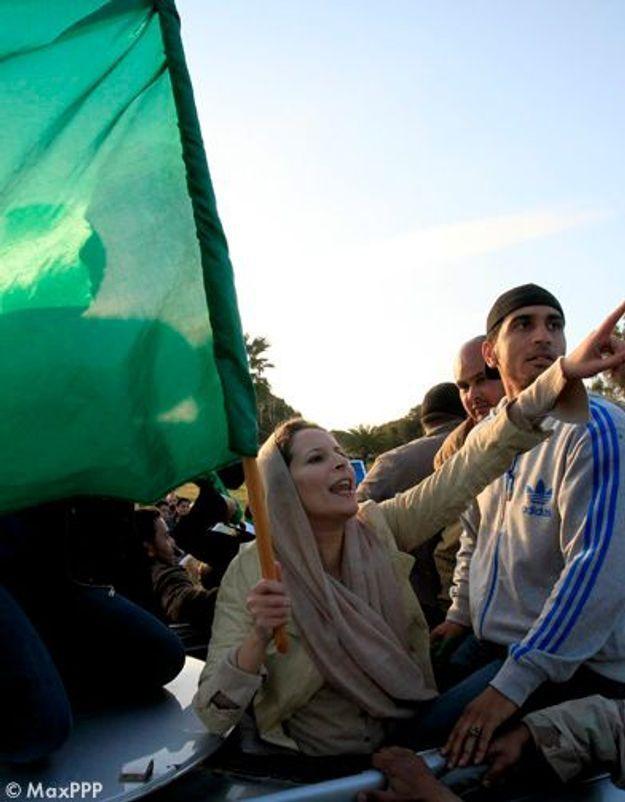 Aïcha Kadhafi : et si elle trahissait son père ?