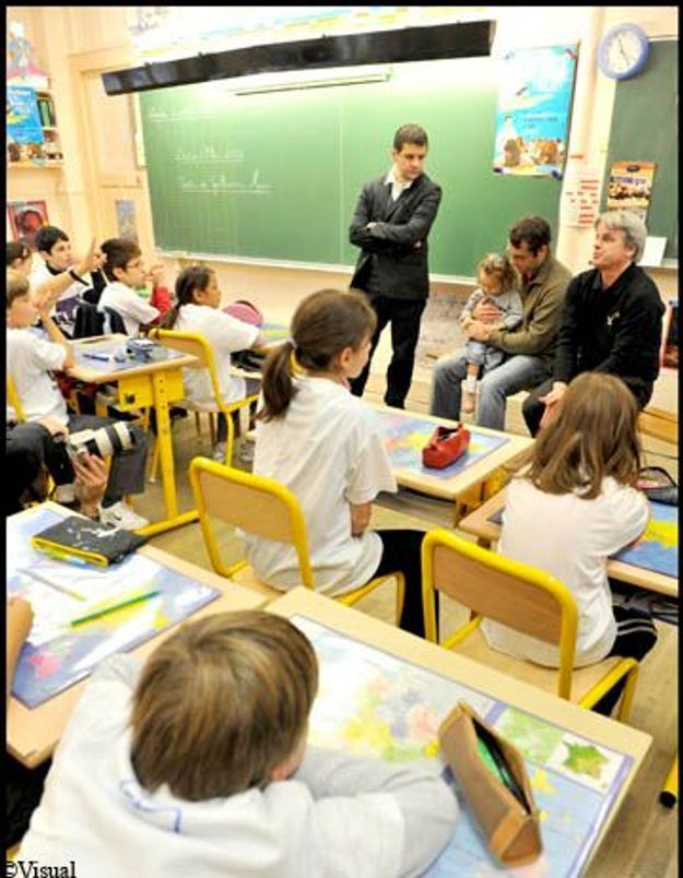 Alpes-Maritimes : les parents aussi ont leur école
