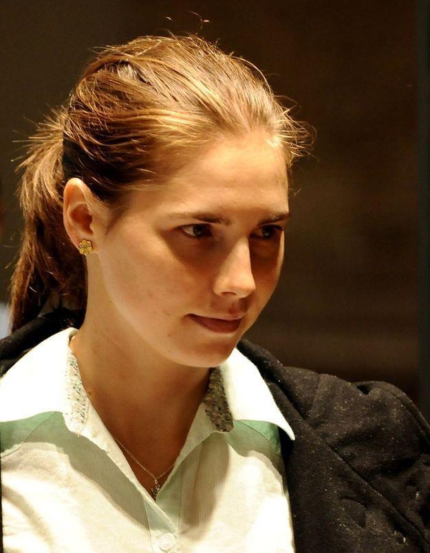 Amanda Knox réagit à l'annulation de son acquittement