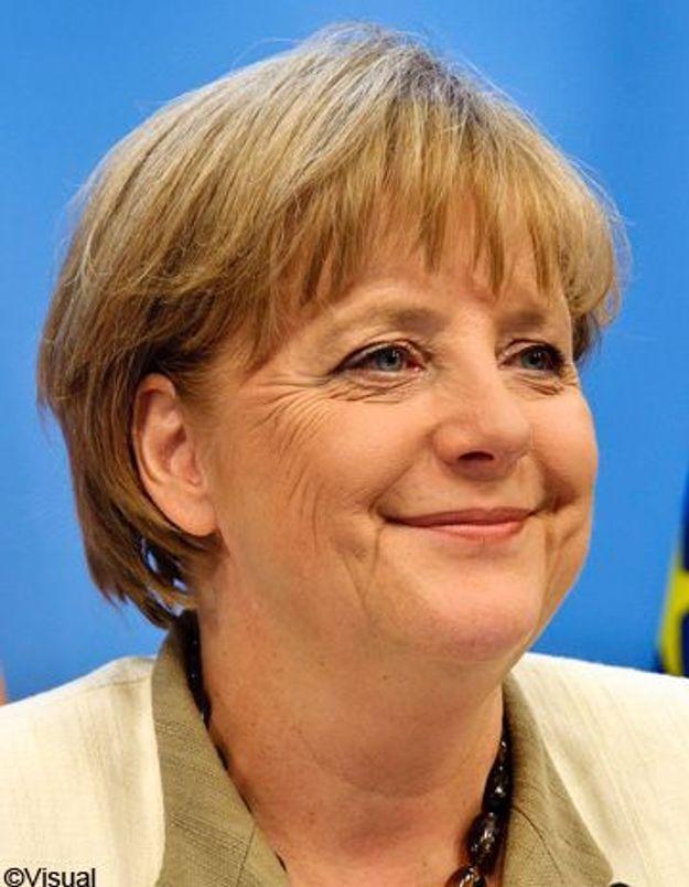 Angela Merkel, femme la plus puissante du monde