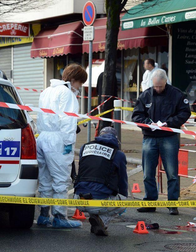 Angers : une femme égorgée en pleine rue
