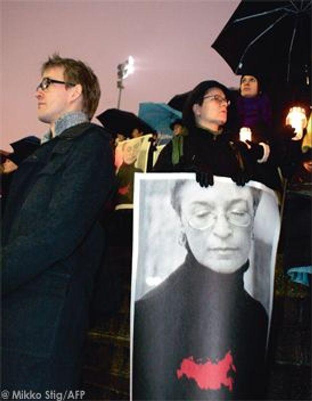 Anna Politkovskaïa, faim d'enquête