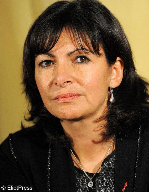 Anne Hidalgo candidate à la mairie de Paris en 2014