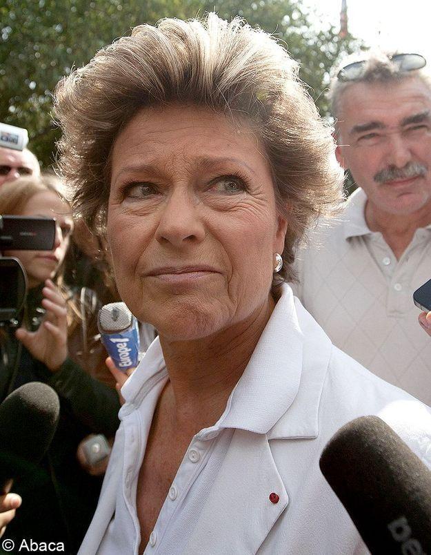 Anne Mansouret, mère de Tristane Banon, exclue du PS