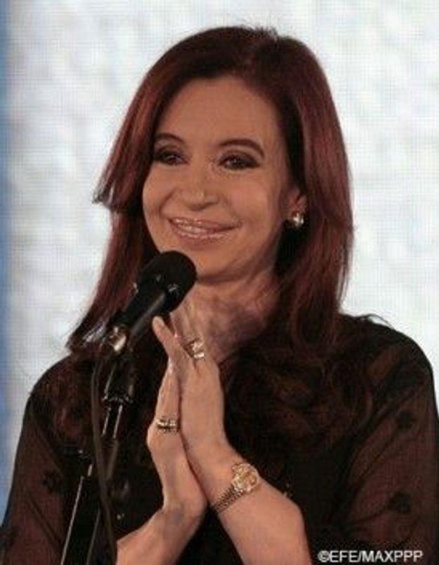 Argentine : la présidente Cristina Kirchner a un cancer