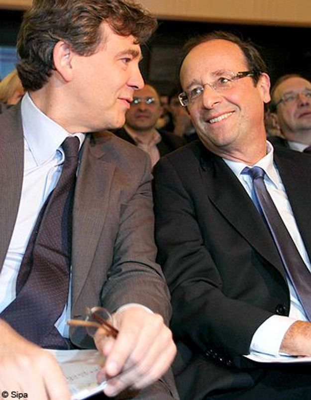 Arnaud Montebourg votera pour François Hollande