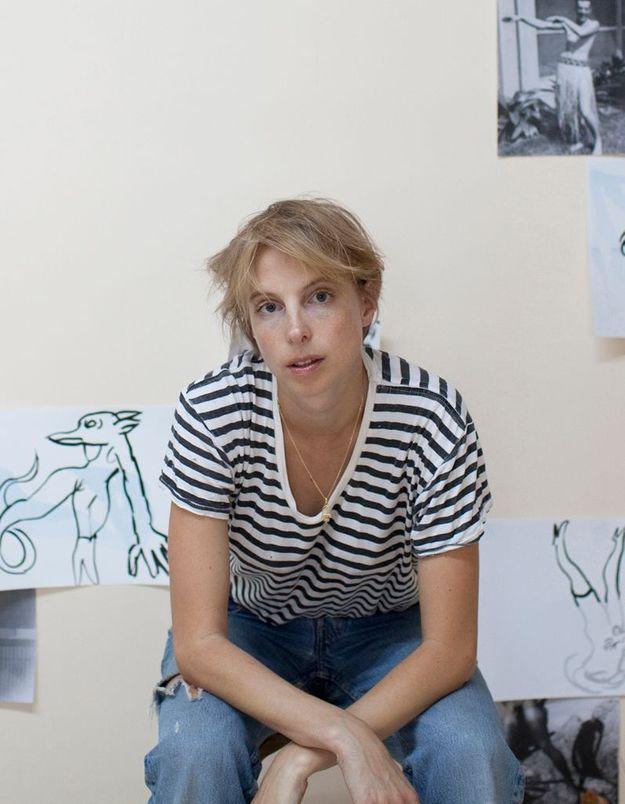 Art contemporain : Camille Henrot à la biennale de Venise