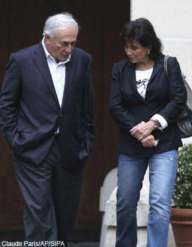 Atteinte à la vie privée : DSK et Anne Sinclair vont saisir la justice