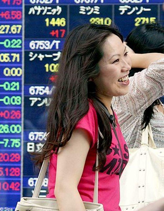 Au Japon, les jeunes femmes gagnent plus que les hommes