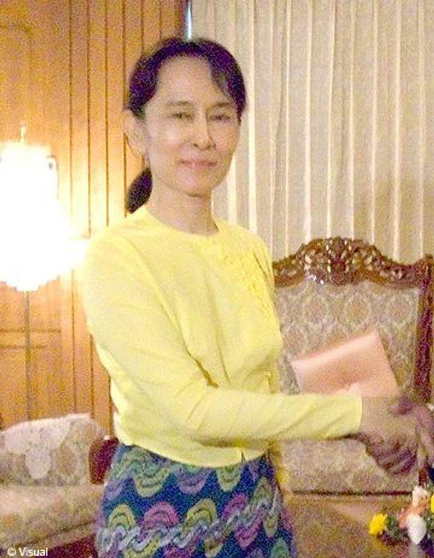Aung San Suu Kyi éjectée de son propre parti ?
