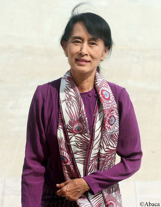 Aung San Suu Kyi peut à nouveau se rendre à l'étranger