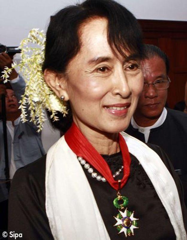 Aung San Suu Kyi pourrait accepter un poste de ministre