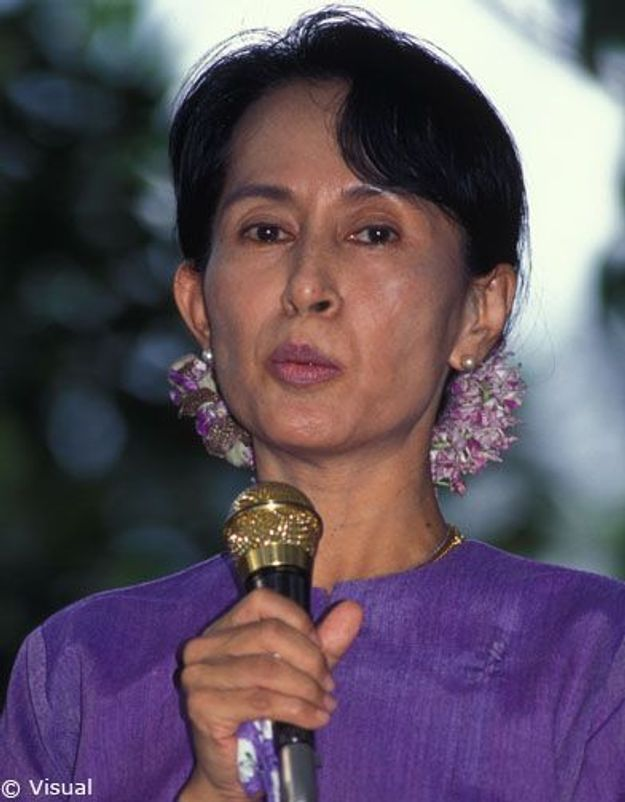Aung San Suu Kyi reçoit le soutien de la Thaïlande