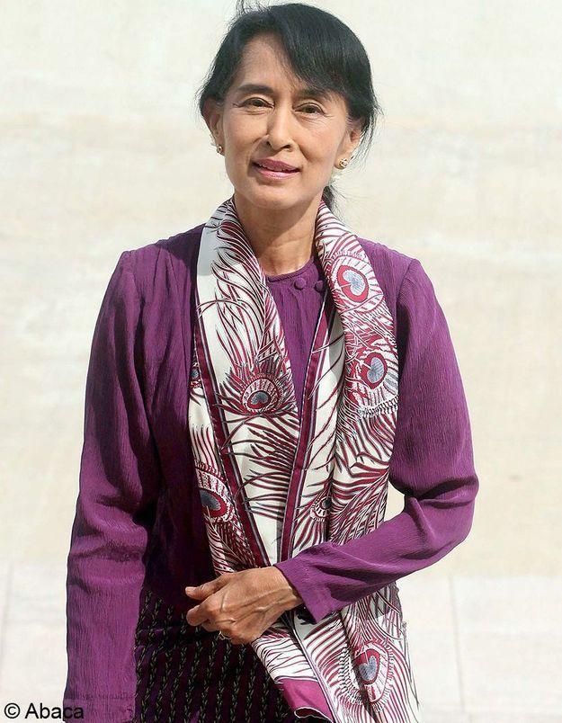 Aung San Suu Kyi : son 1er voyage à l'étranger en 24 ans