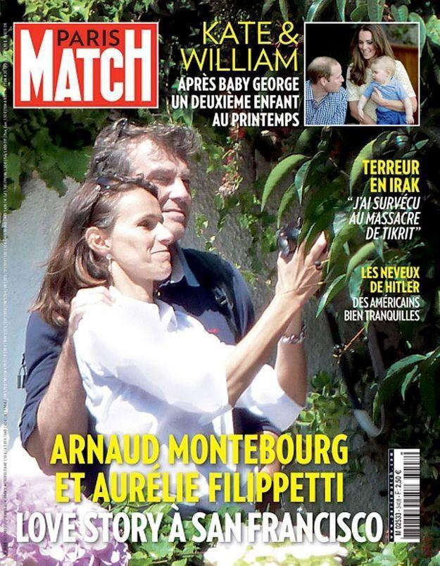 Aurélie Filippetti et Arnaud Montebourg, nouveau couple politique ?