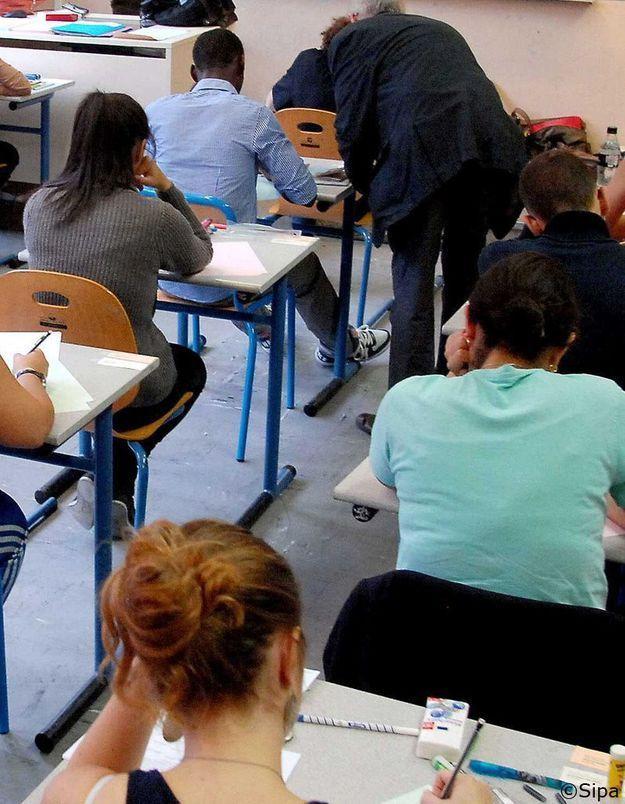 Bac : les centres d'examen équipés de détecteurs de portables