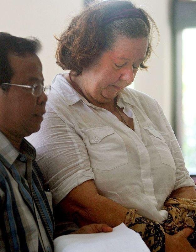 Bali : une Britannique condamnée à mort pour trafic de drogue