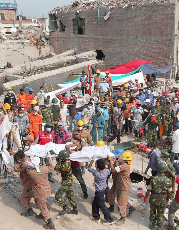 Bangladesh : Camaïeu indemnise les victimes du Rana Plaza
