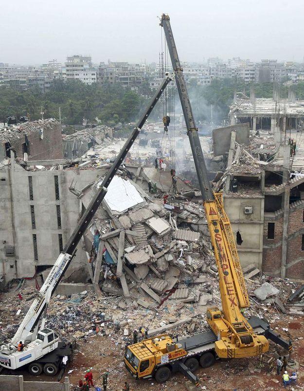 Bangladesh : des inspections dans les usines