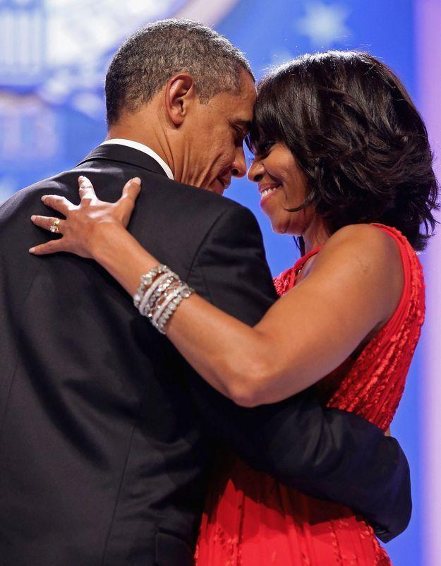 Barack et Michelle Obama : les mots d'amour qui font du bien
