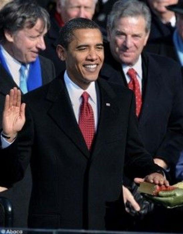 Barack Obama signe sa première loi : pour l'égalité salariale entre hommes et femmes