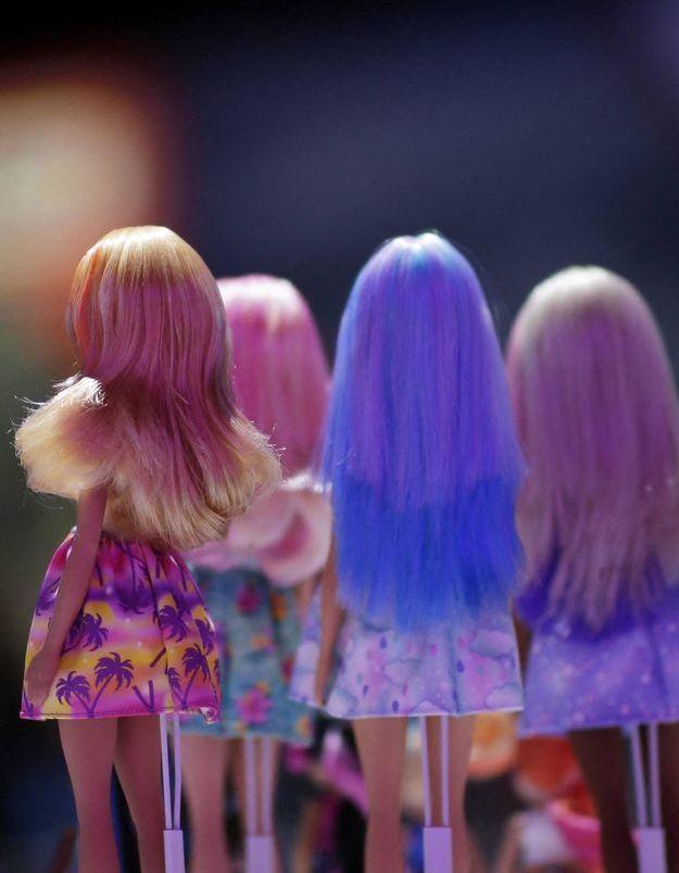 Barbie entre dans la course à la Maison Blanche