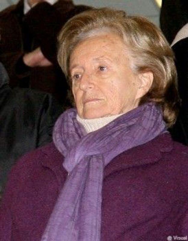 Bernadette Chirac choquée par la mise en examen de son mari