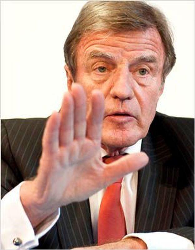 """Bernard Kouchner : """"Clotilde Reiss n'est pas accusée d'espionnage !"""""""