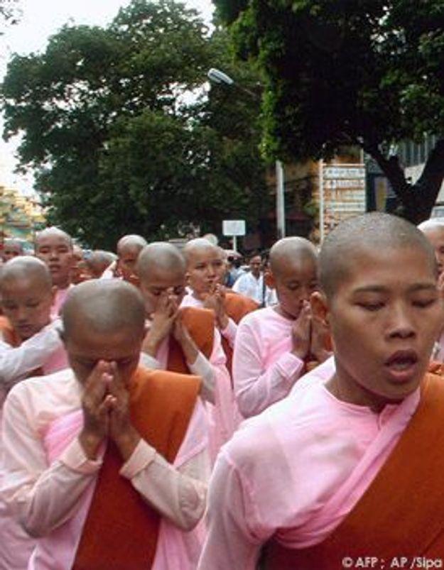 Birmanie : la longue marche