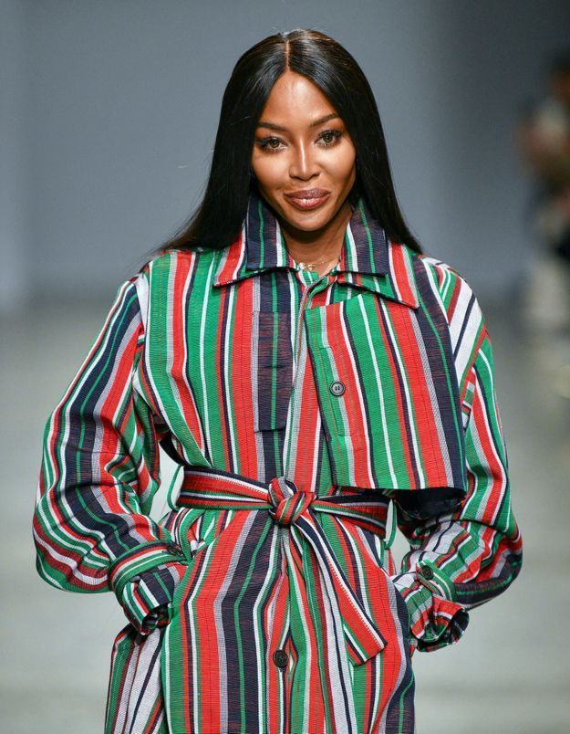 Black Lives Matter : Naomi Campbell enjoint la mode à être plus « inclusive »